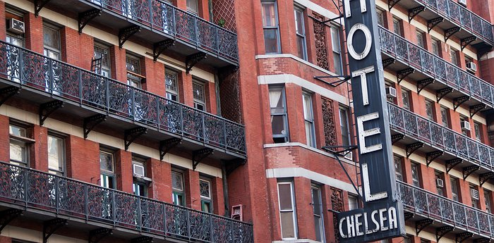 Hotel Chelsea New York - Historical Hotel Featured In Various Movies