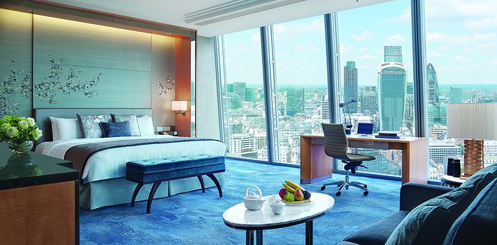 Shangri-La Hotel At The Shard in London - Elevated Luxury In The Tallest Skyscraper Of London