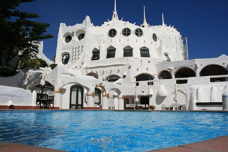 Club Hotel Casapueblo Pool