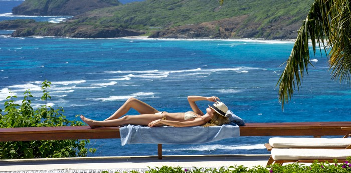 Mustique Island - Tropical Private Island with Luxury Villas
