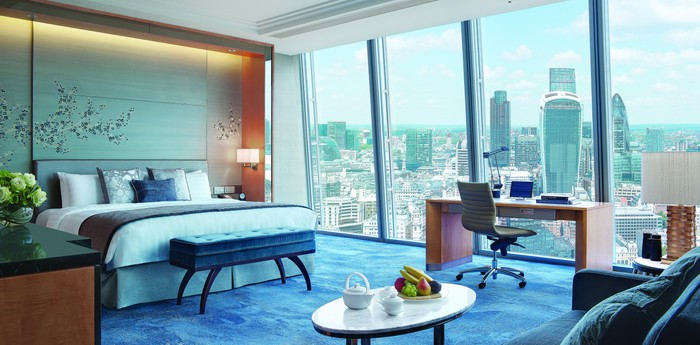 Shangri-La Hotel at The Shard in London