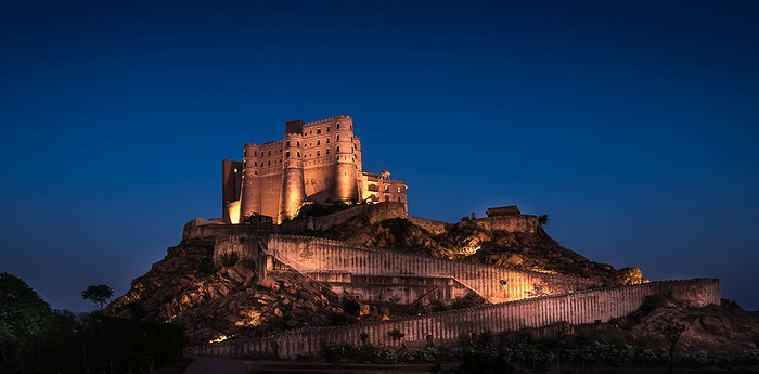 Alila Fort Bishangarh - Boutique Hotel In The Rajasthani Fort