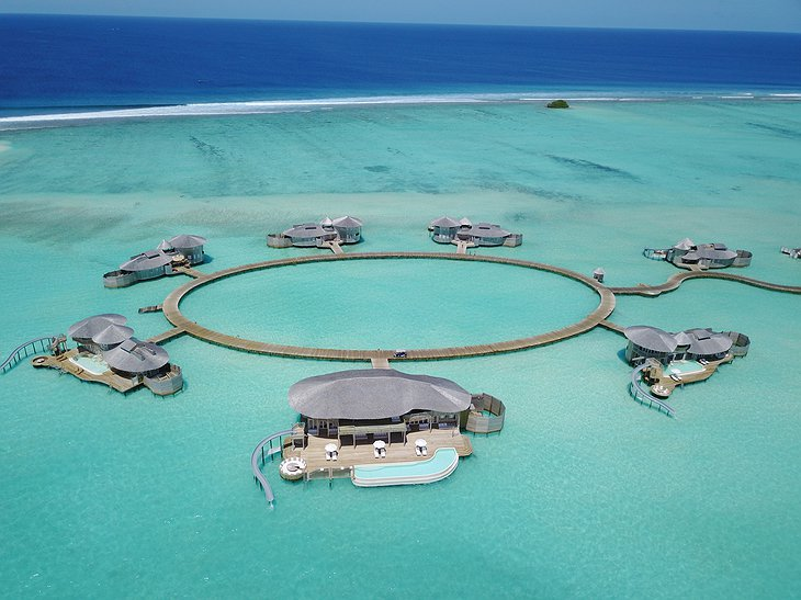 Soneva Jani Maldives resort
