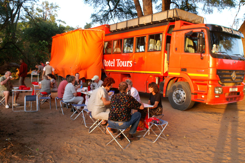 Rotel the german bus hotel for Hotels tours