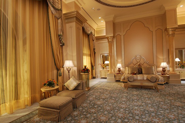 Emirates Palace suite