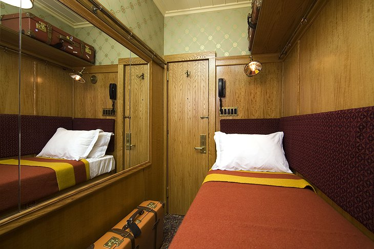 The Jane Hotel cabin room