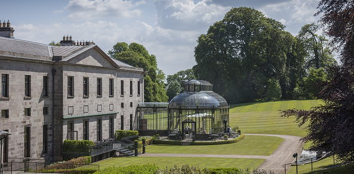 Ballyfin Demesne - Stepping Back in a Luxurious Past