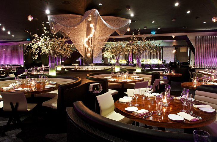 STK London Restaurant