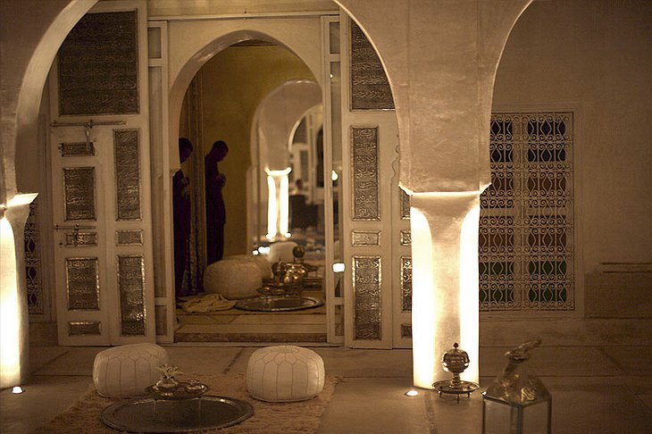 Riad AnaYela interior decoration