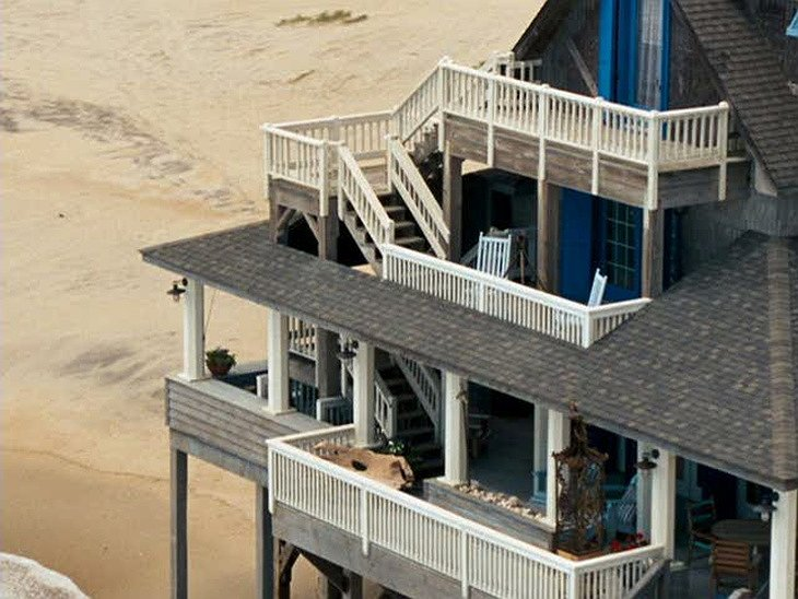 The Inn at Rodanthe rooftop
