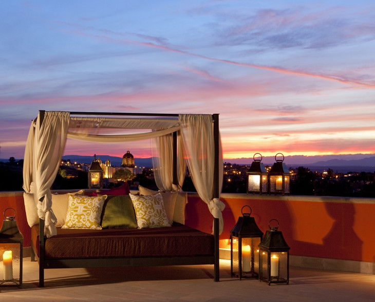 hoteles de san miguel: