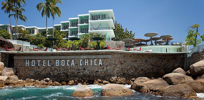 Hotel Boca Chica - The Return Of Glamour In Acapulco