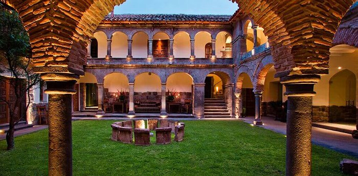 Inkaterra La Casona - An ex Incan army ground turned into a luxury hotel