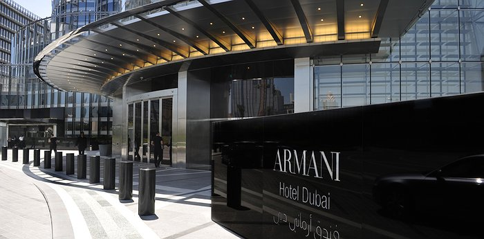 Armani Hotel Dubai - Stay In The World's Tallest Tower