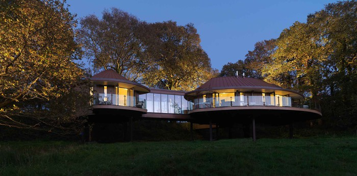 Chewton Glen Treehouse