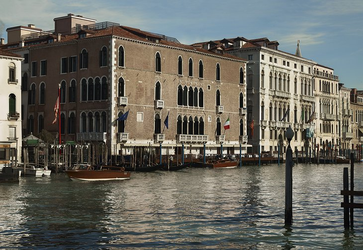 The Gritti Palace Hotel Exterior - Grand Canal