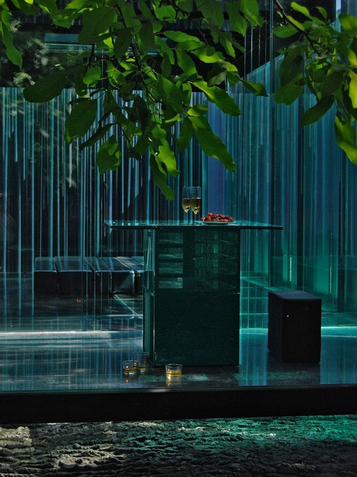 Les Cols Pavellons Dining