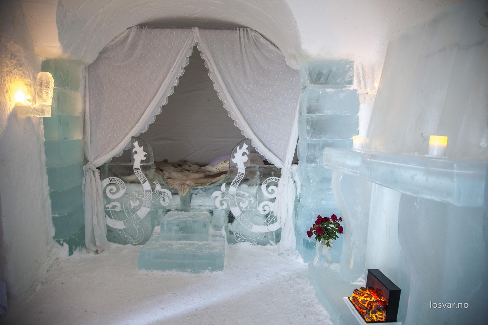 Igloo Hotel Sorrisniva Alta Northern Soul