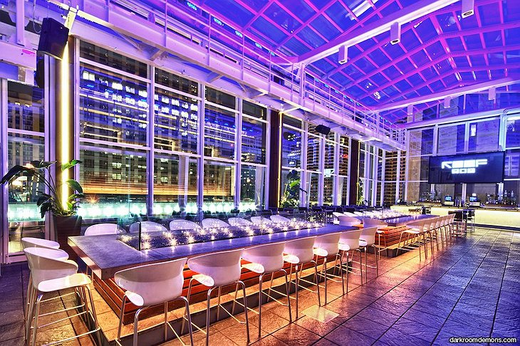 ROOF on theWit interior