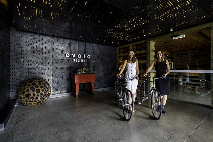 Ovolo Nishi Bicycle Rental
