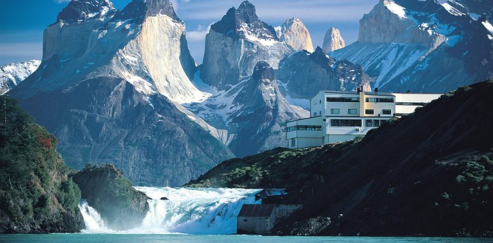 Hotel Salto Chico Explora Patagonia - Remote Andes Mountains Exploration Getaway