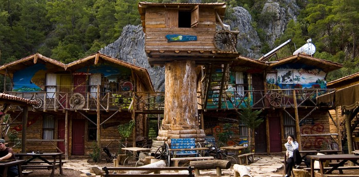 Kadir's Top Tree Houses
