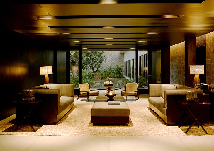 Amansara Resort Spa Lounge