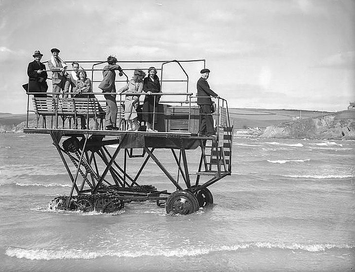 Sea Tractor in 1935