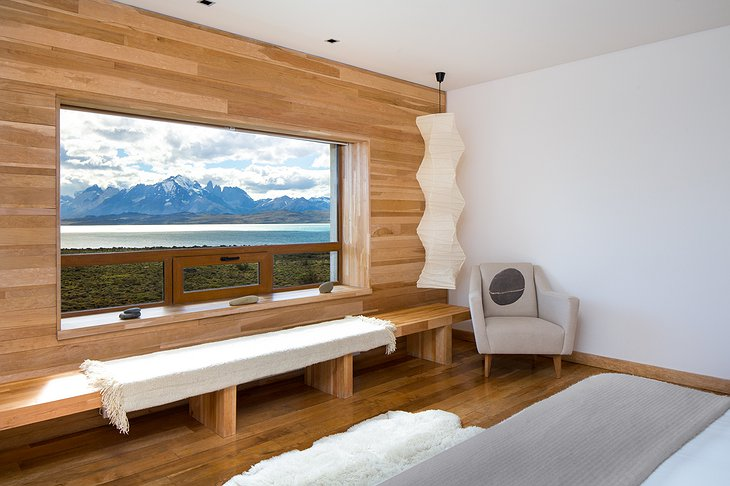 Tierra Patagonia Room Nature Panorama