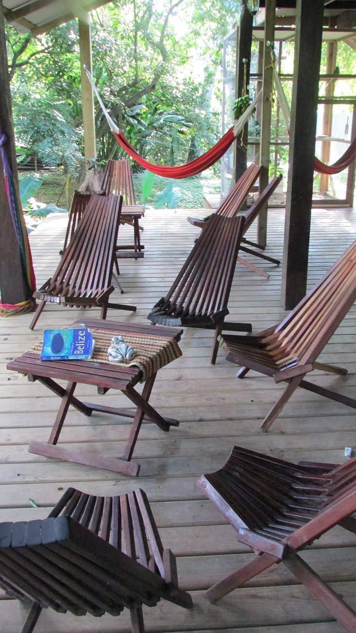 Parrot Nest Lodge relax