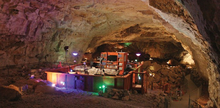 Grand Canyon Caverns Suite