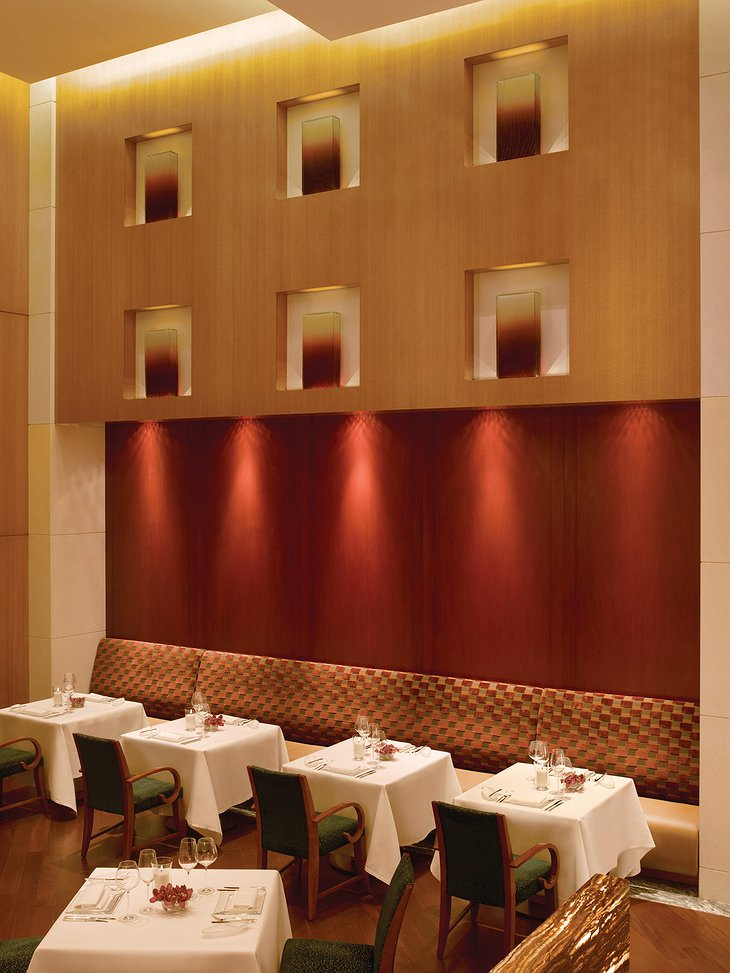 Four Seasons Hotel Mumbai restaurant