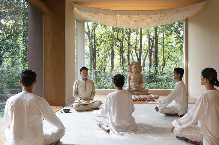 Vana Retreat Meditation Shala