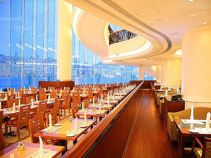 Harbour Grand Kowloon restaurant