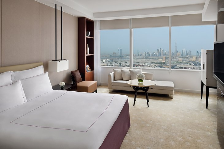 InterContinental Dubai Festival City room