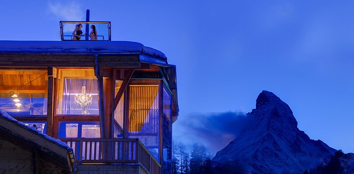 Backstage Boutique SPA Hotel Zermatt