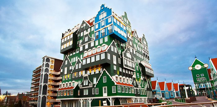 Inntel Hotels Amsterdam Zaandam - The Hotel That Makes You Smile
