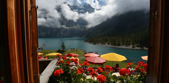 Berghotel Oeschinensee - A Traditional Alpine Welcome