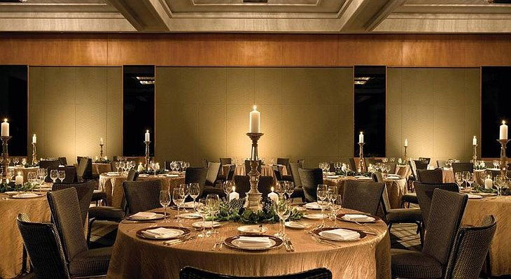 Four Seasons Sydney dining
