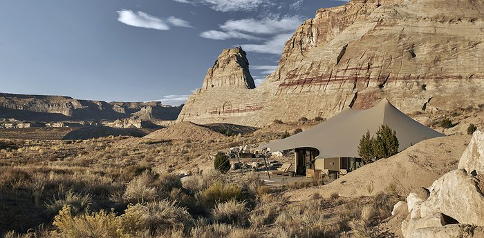 Camp Sarika, Amangiri - Glamping In Canyon Point