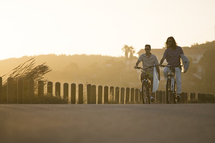 Bicycle Riding In The Sintra-Cascais Natural Park