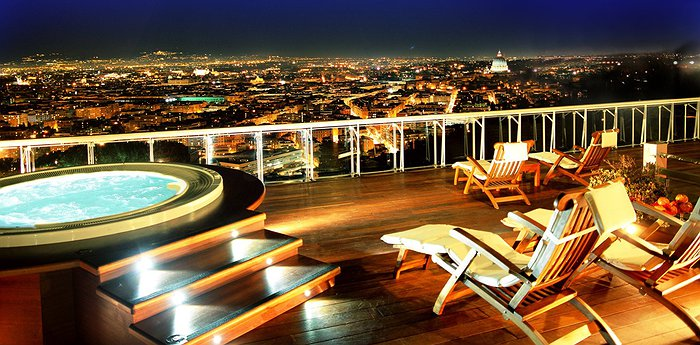 Rome Cavalieri - The Level Of Luxury You Have Not Yet Seen!
