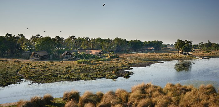Belmond Eagle Island Lodge - Exclusive Private Island Retreat In Botswana