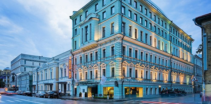 Chekhoff Hotel Moscow - Russian Elegance