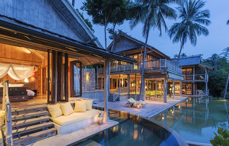 Soneva Kiri Private Cliff Pool Reserve 4BR