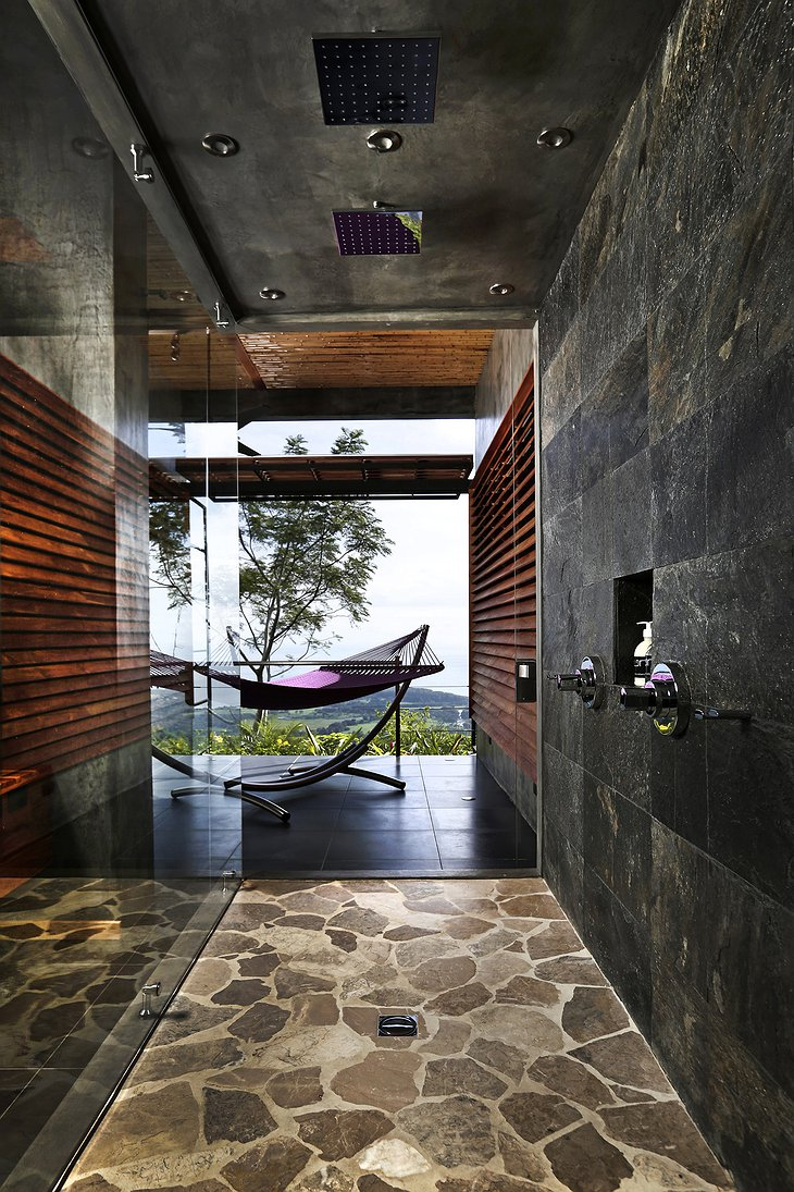 Kura Design Villas hammock with sea view