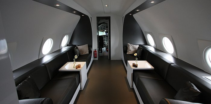 Airplane Suite Hotel Suites NL