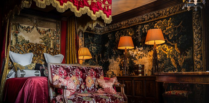 The Witchery by the Castle - Historic, Gothic-Inspired Pleasure Palace