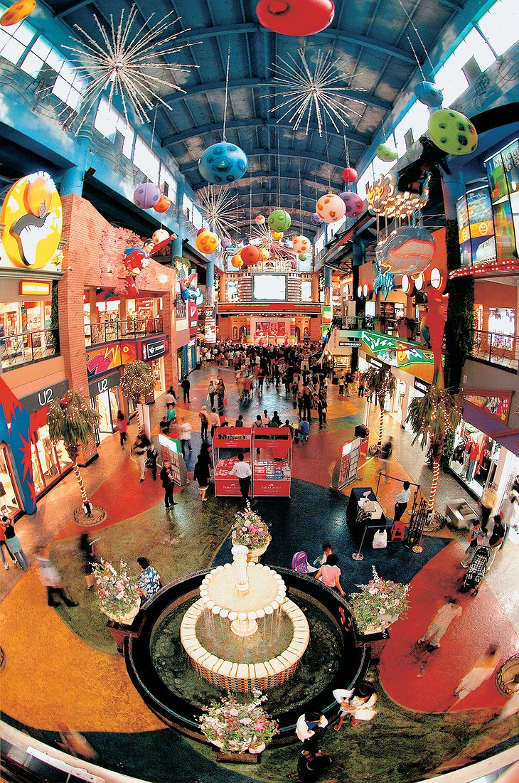 Genting Shopping Mall