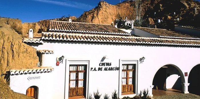 Cuevas Pedro Antonio De Alarcón   Cave Hotel In Spain   U201cLike Sleeping In  A. U0027